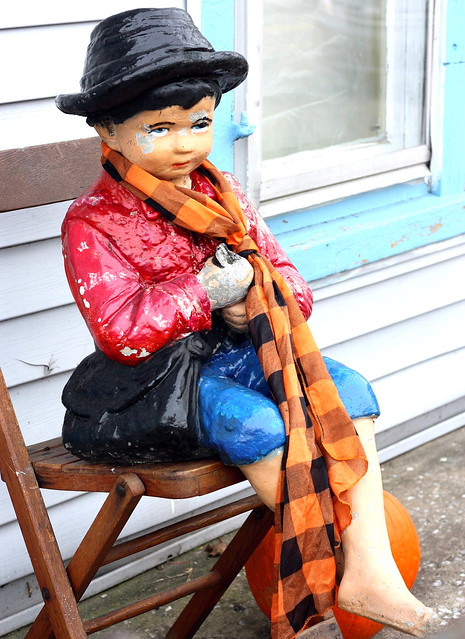 Sad wooden boy - needs paint!