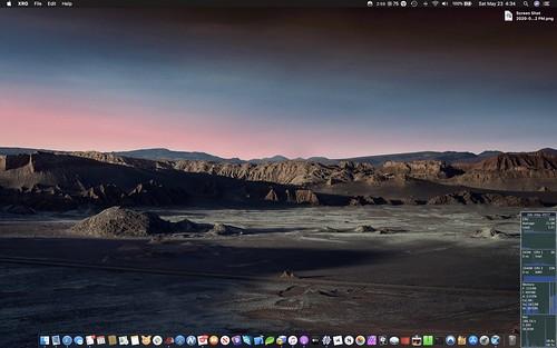 May 2020 desktop