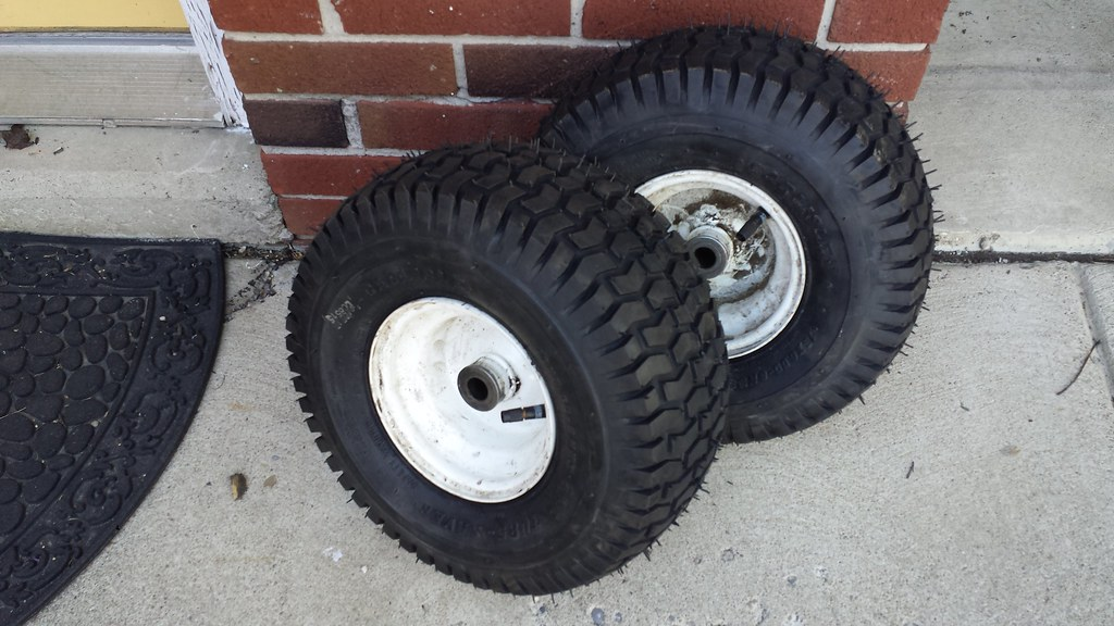 Craftsman Mower Tires