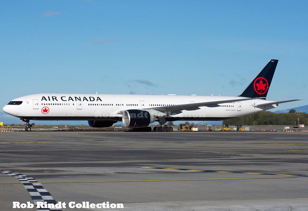 Air Canada B777-333/ER C-FIVW