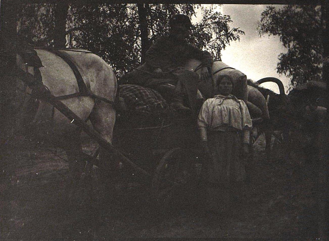 05. Священник-беженец. 1915