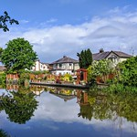 Canal reflections at Preston