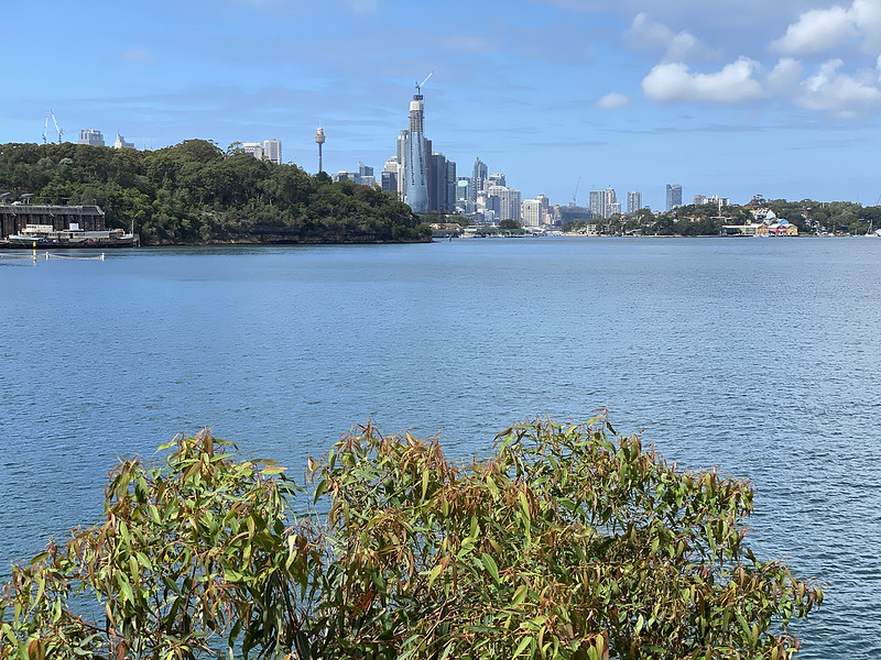 Berry Island lookout