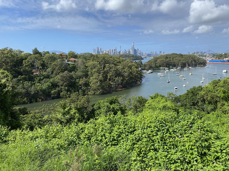 Berry Island and Sydney