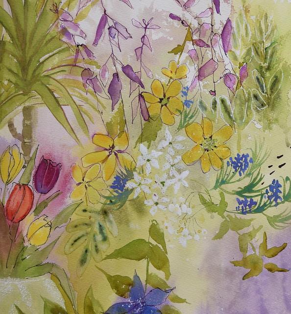 flowering abundance