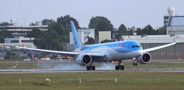 TUI Airways, G-TUIN, MSN 64293, Boeing 787-9 Dreamliner, 23.05.2020, HAM-EDDH, Hamburg