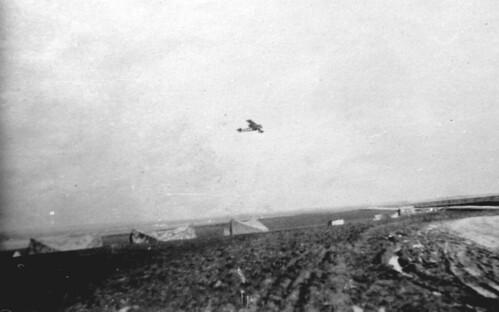 23 RAF Squadron Clermont avion aircraft Anciens Aérodromes