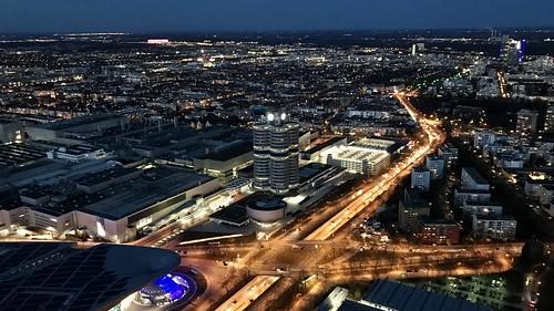 BMW headquarters & museum, Munich Photo