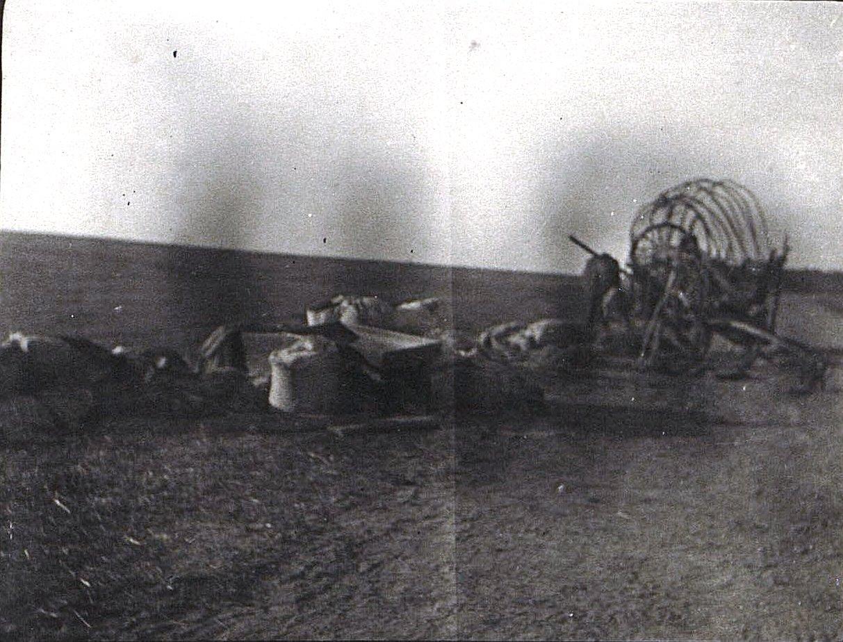 18. Катастрофа от автомобиля. 1915.