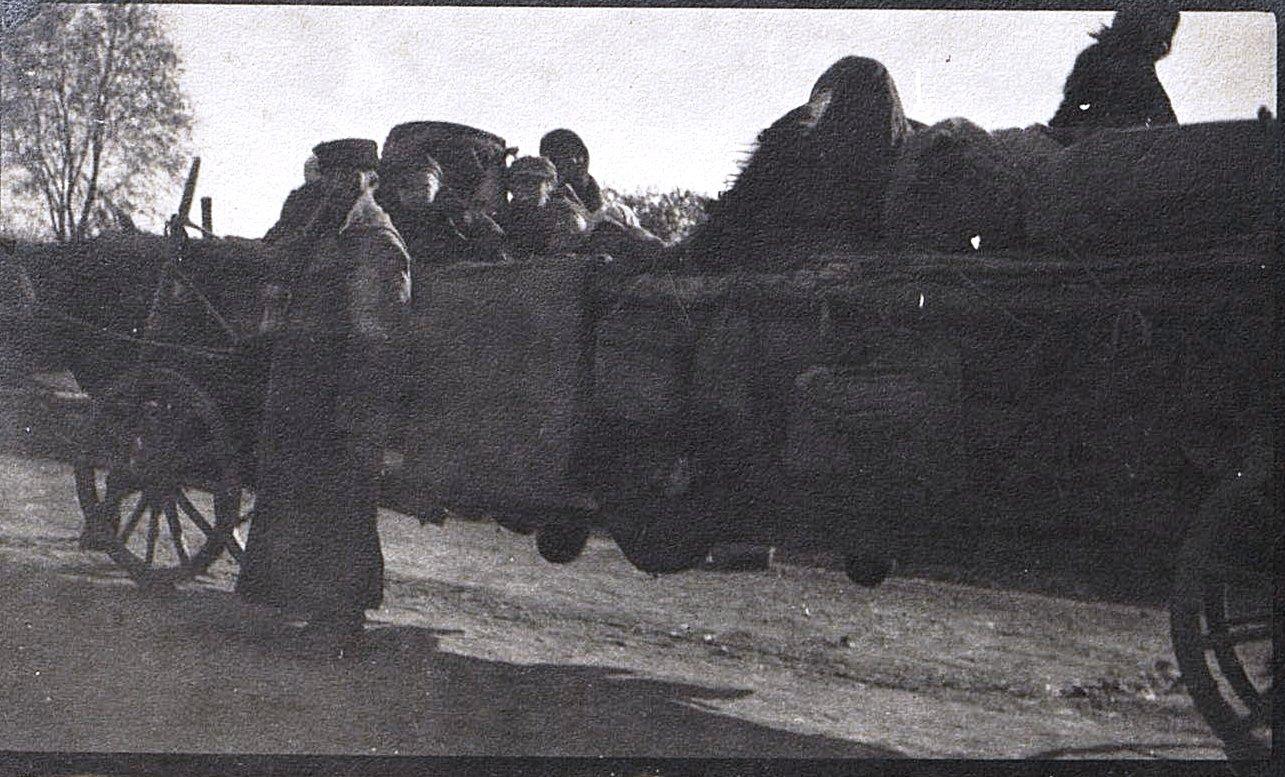 03. Передвижение католиков Радомской губернии. 1915