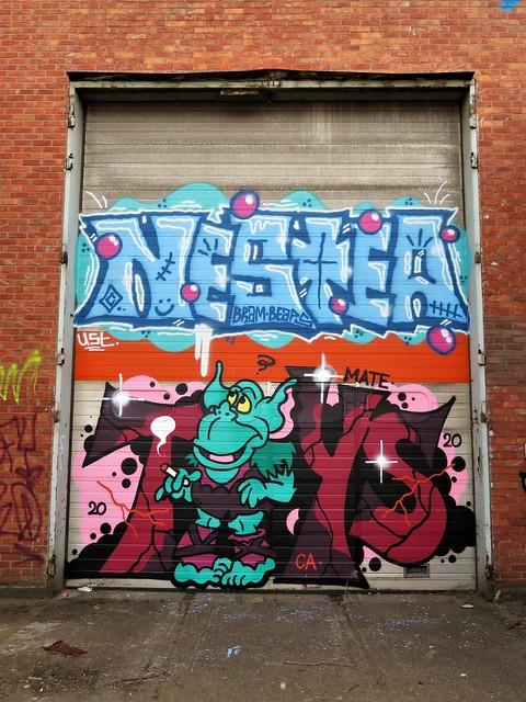 Nesti / TOYS / Somewhere - 23 mei 2020
