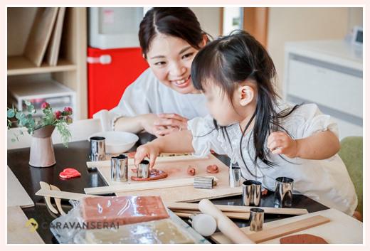 オーブンで焼く陶芸 おうちで簡単にできる陶芸 ステイホーム