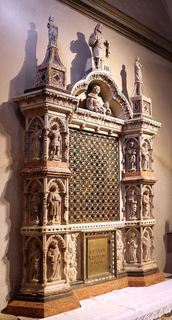 Scultore_veneziano,_mostra_d'altare,_1380-90_ca