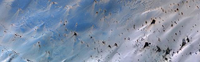 Mars - Polar Dunes