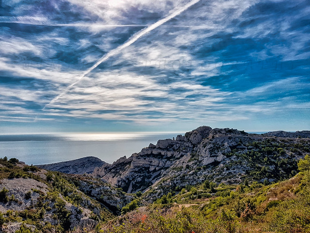 Parc National des Calanques à Marseille  -20171025_140609