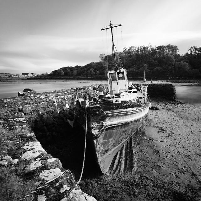 Low Tide on Eigg