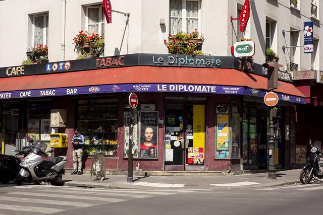 Paris, mai 2020.