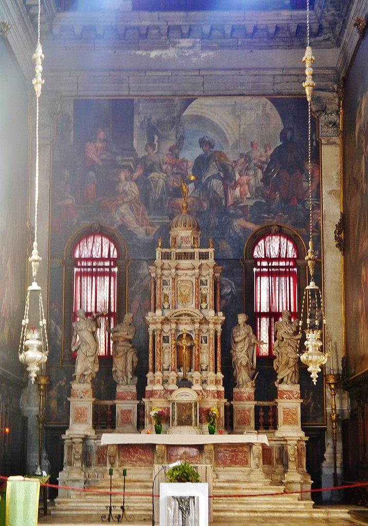 800px-Venezia_Chiesa_di_San_Pantalon_Innen_Hochaltar