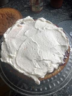 Victoria sandwich cake 7
