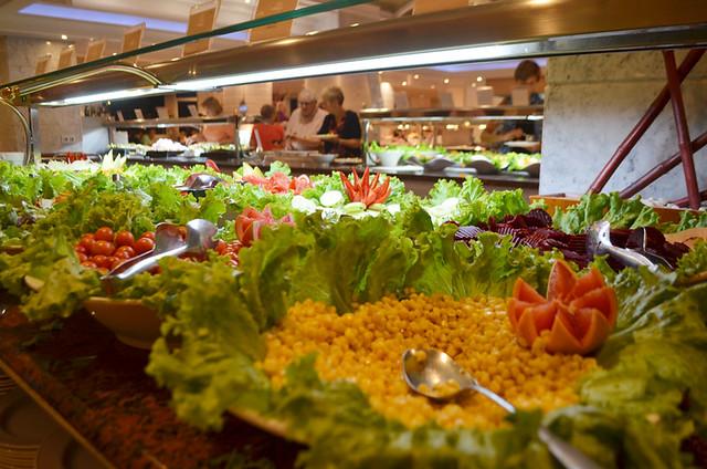 Hotel buffet 3