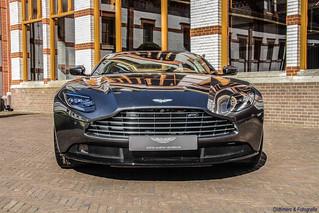 2018 Aston Martin Db11 Volante Frans Verschuren Flickr