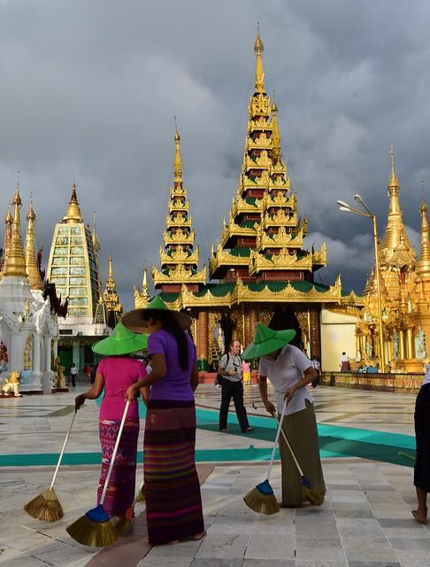 Yangon, Myanmar 842