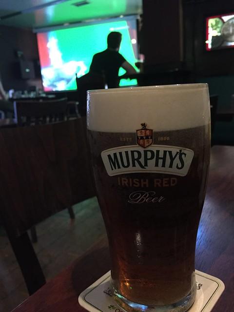 Pinta de Murphy's - O'Connell Irish Pub Madrid