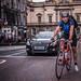Biking in Edinburgh