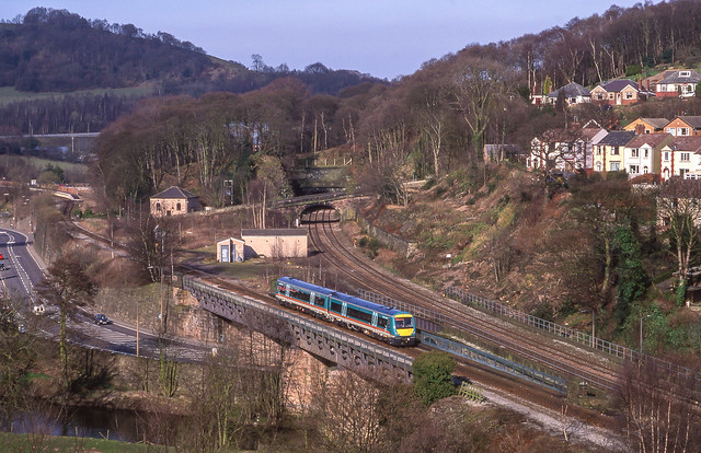 170105 At Ambergate Junction. 17/03/1999.