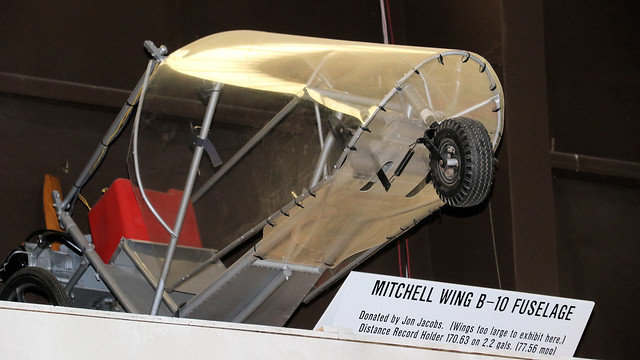 Mitchell Wing B-10