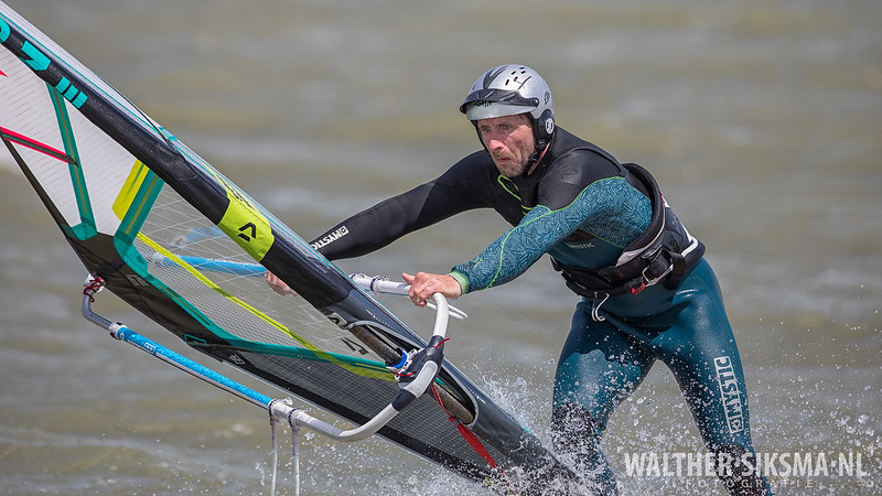 Windsurfen, Makkum, Friesland, surffotografie