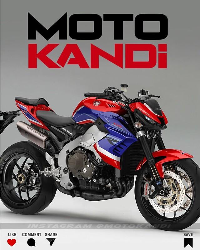 Moto Kandi Design CB1000R FireBlade