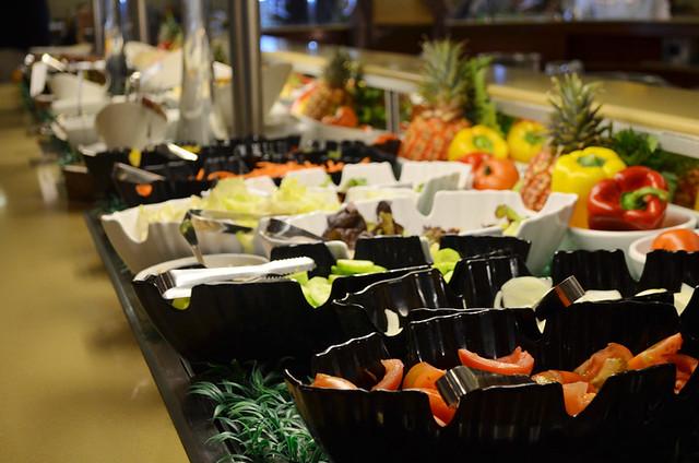 Hotel buffet 2