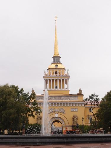 Almirantazgo de San Petersburgo