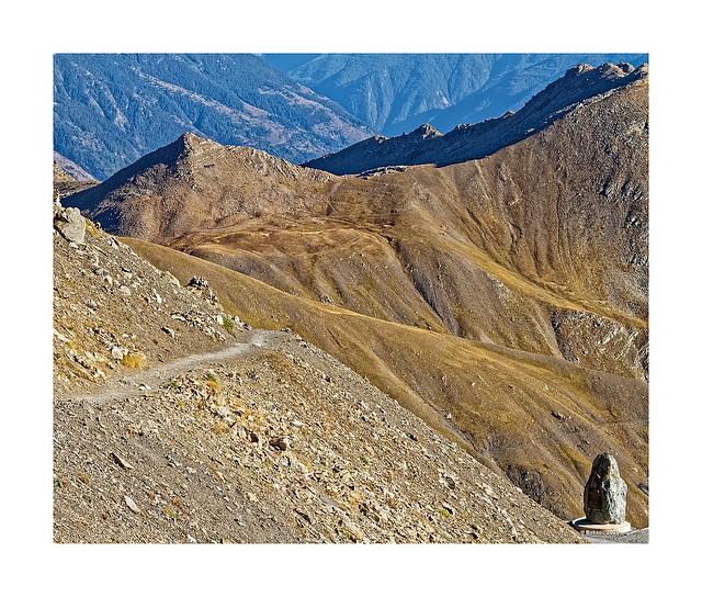 Cime de la Bonette...2802 m