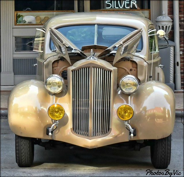 '39 Packard Six Coupe
