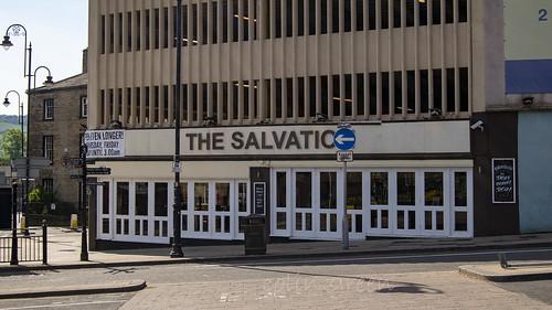 The Salvation, Haifax