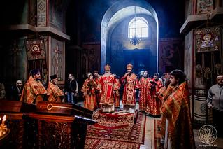 24.05.2020 | Литургия в Софийском соборе