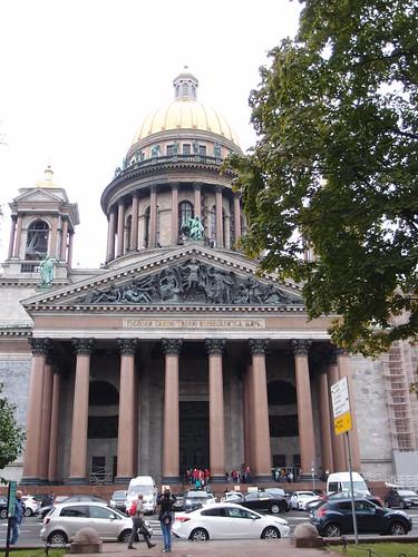 Catedral de San Isaac. San Petersburg