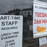 Get ready - Umberto's Chippy back open next week