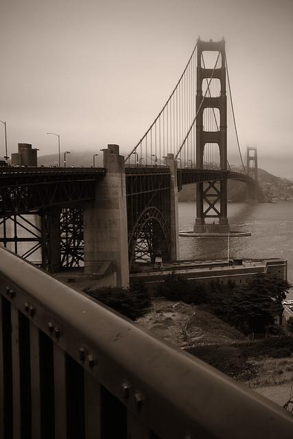 DSC03237 Golden Gate Bridge - SF