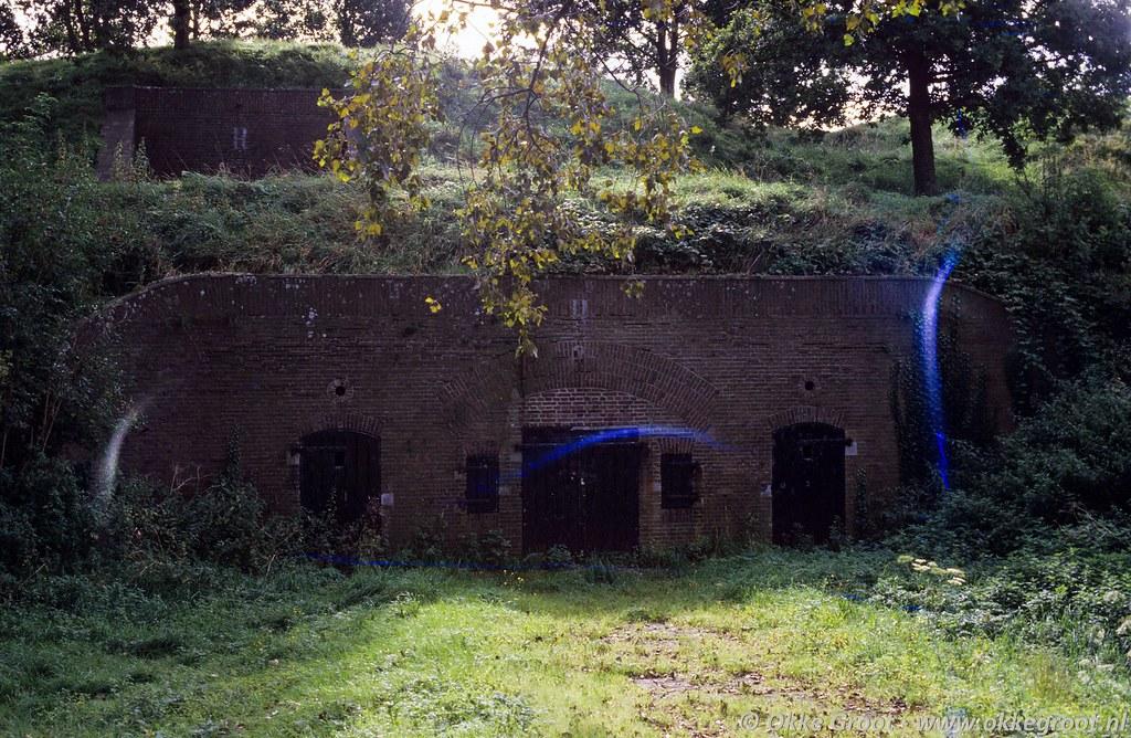 Naarden-Vesting, september 1987