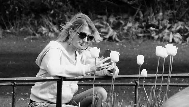 Life Among the Flowers