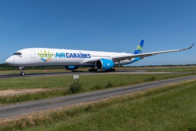 Air Caraibes / A35K / F-HMIL / LFRS 03
