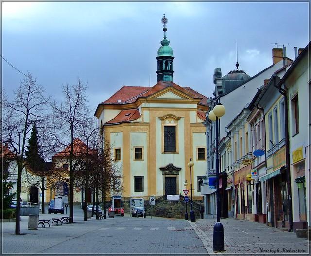Kirche St. Anna in Beneschau
