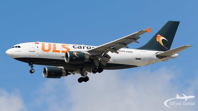 TLV - ULS Cargo Airbus A310-300F TC-VEL