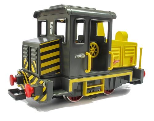 Palymobil diesel rear
