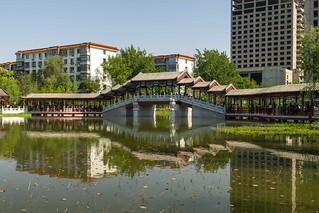 Xihaizi Park Beijing by eskippyskip