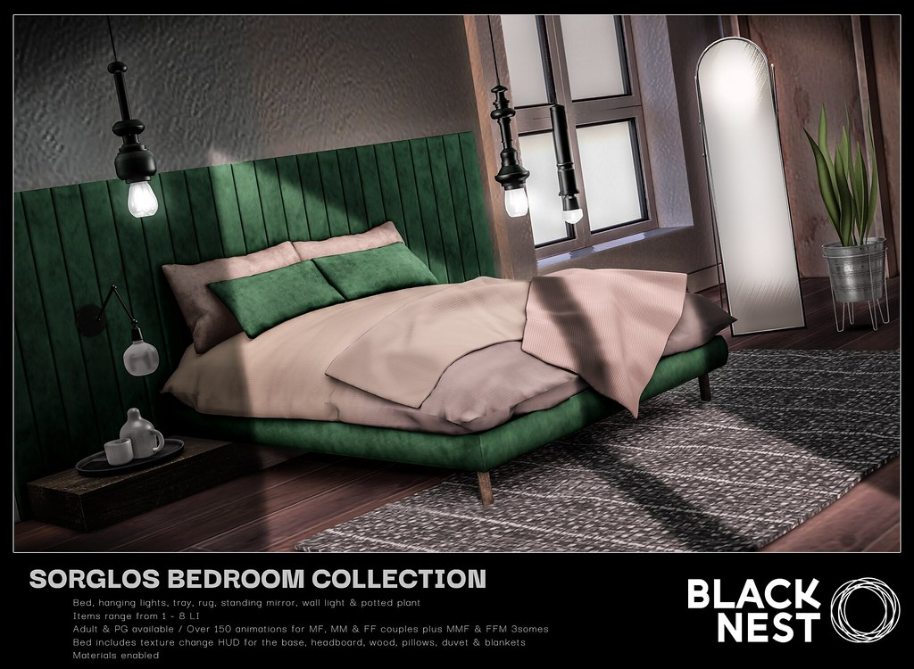 BLACK NEST / Sorglos Bedroom Collection / Uber