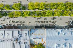 People | Kaunas aerial